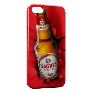 Coque iPhone 7 & 7 Plus Sagres Cerveja Bière Portugal