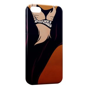Coque iPhone 7 & 7 Plus Scar Le Roi Lion Art