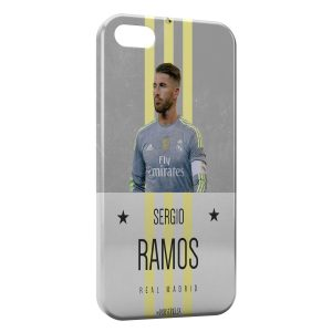 Coque iPhone 7 & 7 Plus Sergio Ramos Real Madrid 3