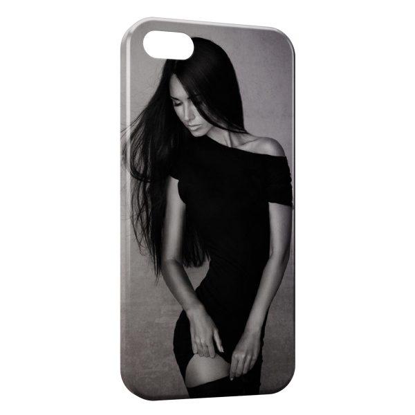 Coque iPhone 7 & 7 Plus Sexy Girl 23