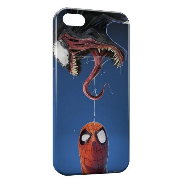 Coque iPhone 7 & 7 Plus Spiderman 7
