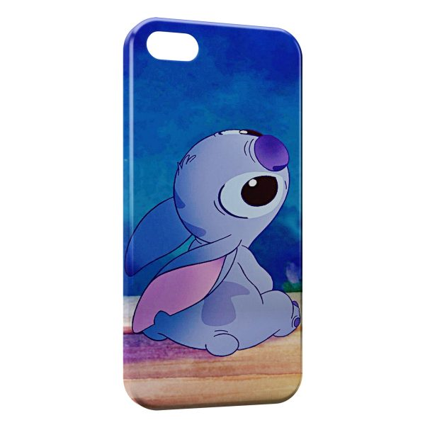 Coque iPhone 7 & 7 Plus Stitch le Nez en l'air
