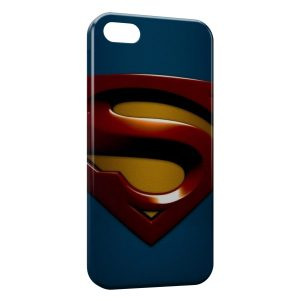 Coque iPhone 7 & 7 Plus Superman Logo