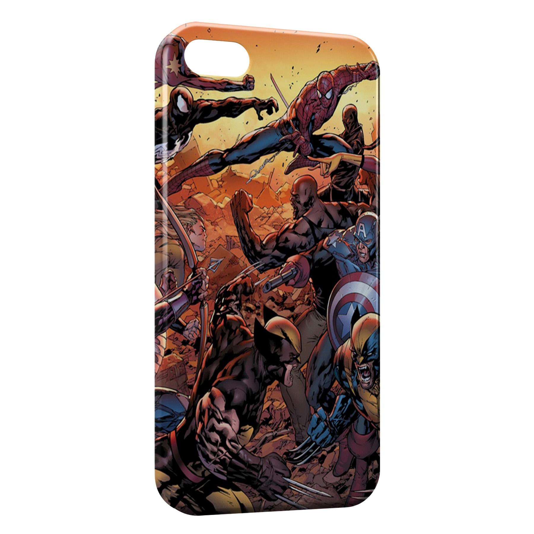 Coque iPhone 7 & 7 Plus The Avengers