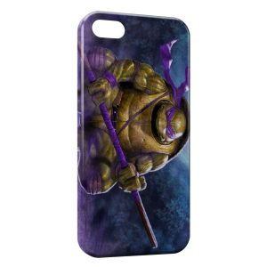 Coque iPhone 7 & 7 Plus Tortue Ninja Violette