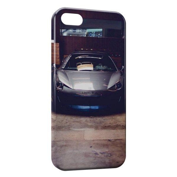 Coque iPhone 7 & 7 Plus Voiture de luxe
