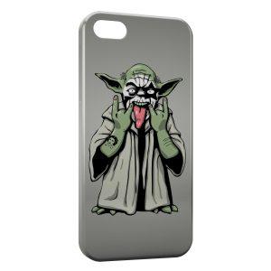 Coque iPhone 7 & 7 Plus Yoda Star Wars Yo