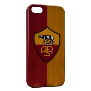 Coque iPhone 8 & 8 Plus AS Roma Football 2