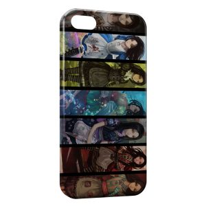 Coque iPhone 8 & 8 Plus Alice au Pays des Merveilles 2