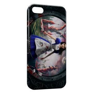 Coque iPhone 8 & 8 Plus Alice au Pays des Merveilles