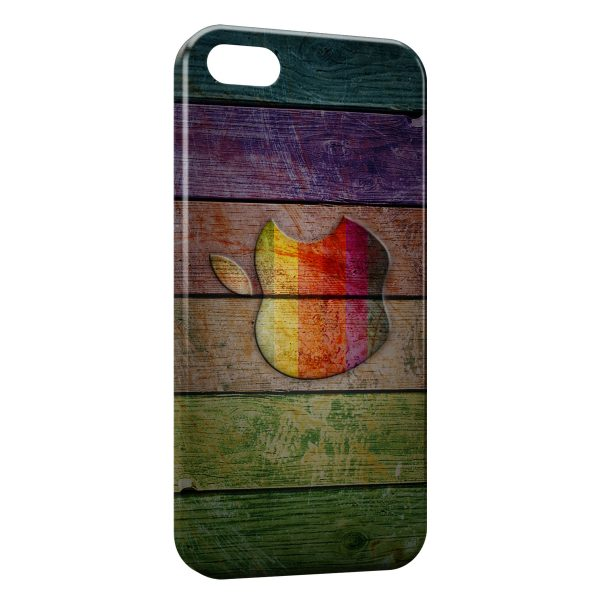 iphone 8 coque en bois