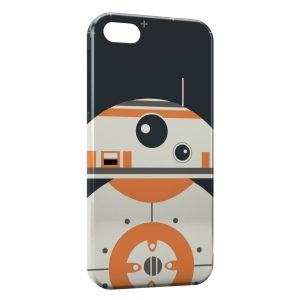 Coque iPhone 8 & 8 Plus BB8 Star Wars Graphic