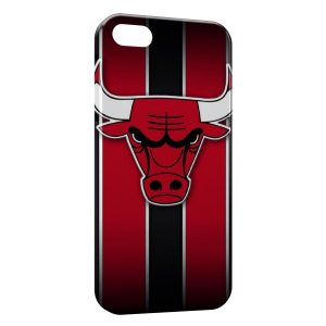 Coque iPhone 8 & 8 Plus Basketball Chicago Bulls 3
