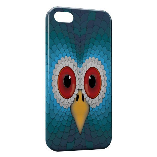 Coque iPhone 8 & 8 Plus Bird Face