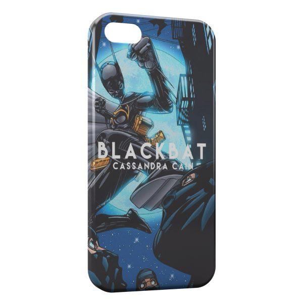Coque iPhone 8 & 8 Plus Blackbat Cassandra Cain