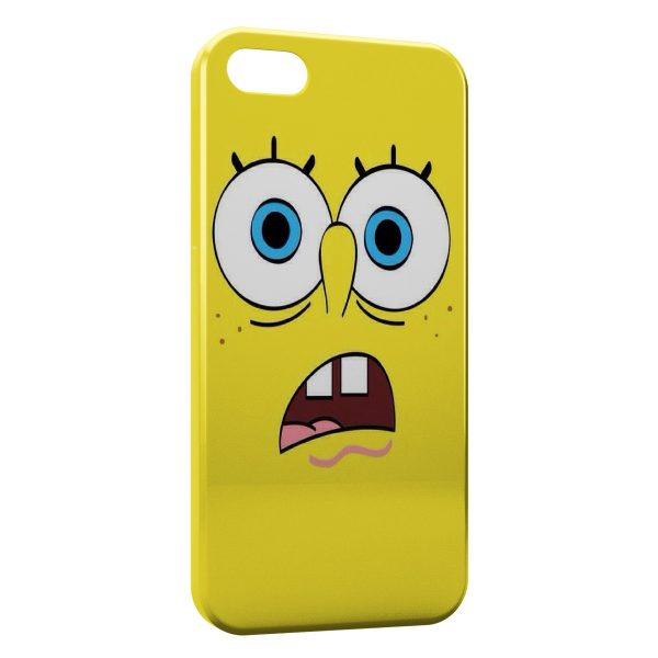 Coque iPhone 8 & 8 Plus Bob l'eponge 7