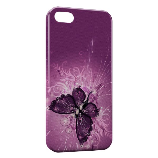 coque iphone 8 fushia