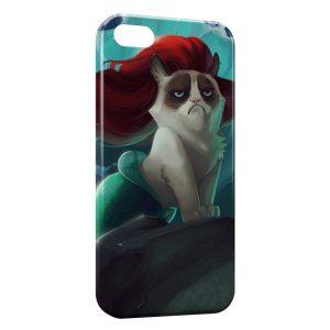 Coque iPhone 8 & 8 Plus Chat Sirène