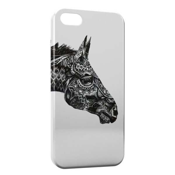 coque cheval iphone 8