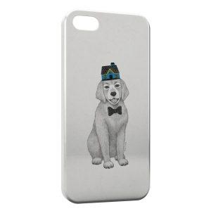 Coque iPhone 8 & 8 Plus Chien Style Design