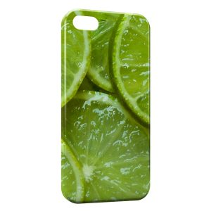 Coque iPhone 8 & 8 Plus Citrons Vert