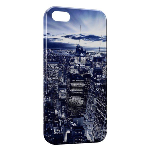 Coque iPhone 8 & 8 Plus City & the Sky