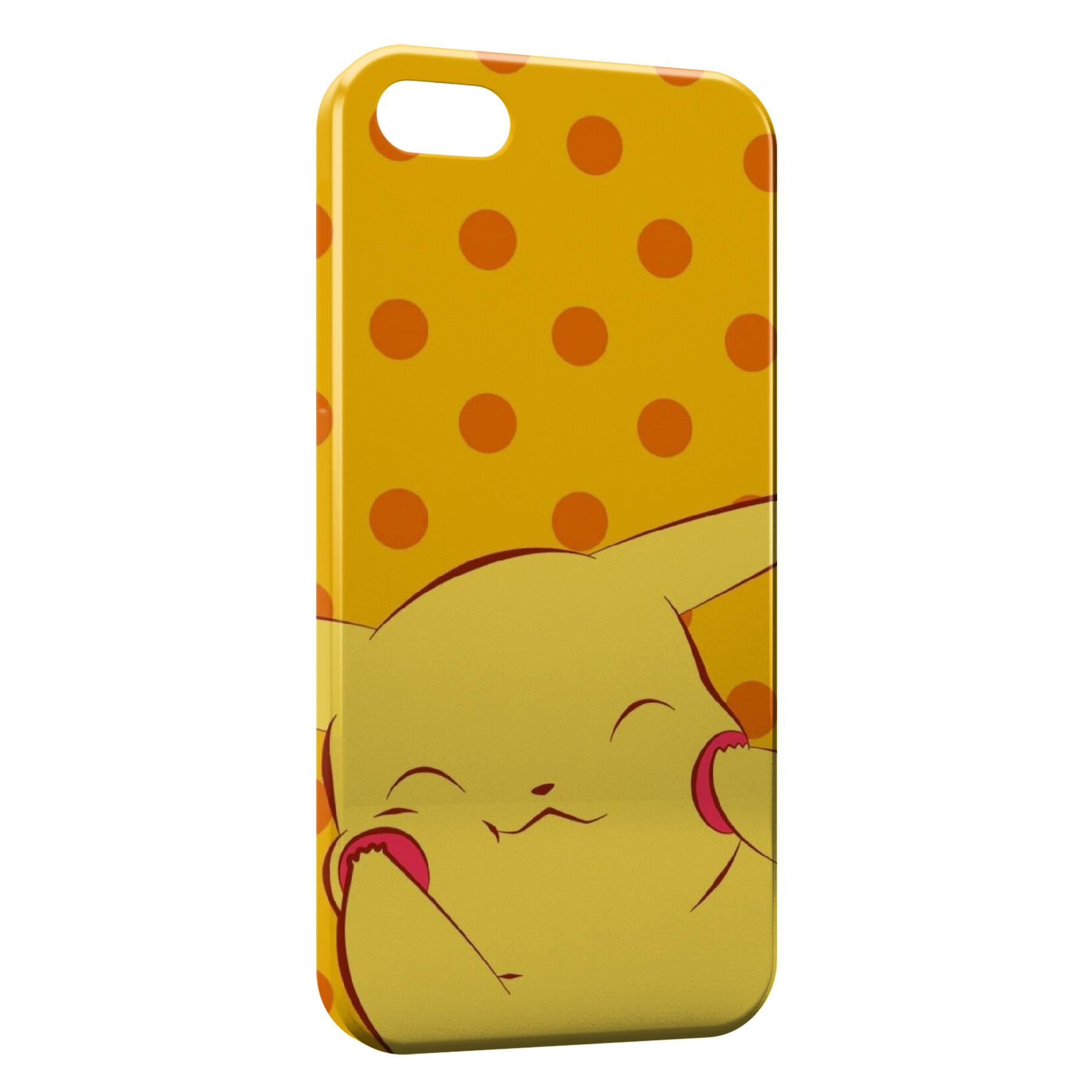 coque iphone 8 kawaii pikachu