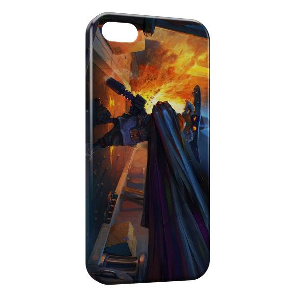 Coque iPhone 8 & 8 Plus Darkwing Duck