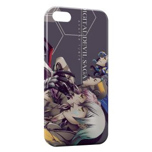 Coque iPhone 8 & 8 Plus Digital Devil Saga Game