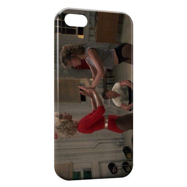 Coque iPhone 8 & 8 Plus Dirty Dancing Patrick Swayze Jennifer Grey