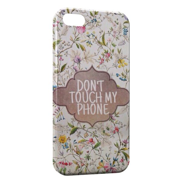 coque iphone 8 flower