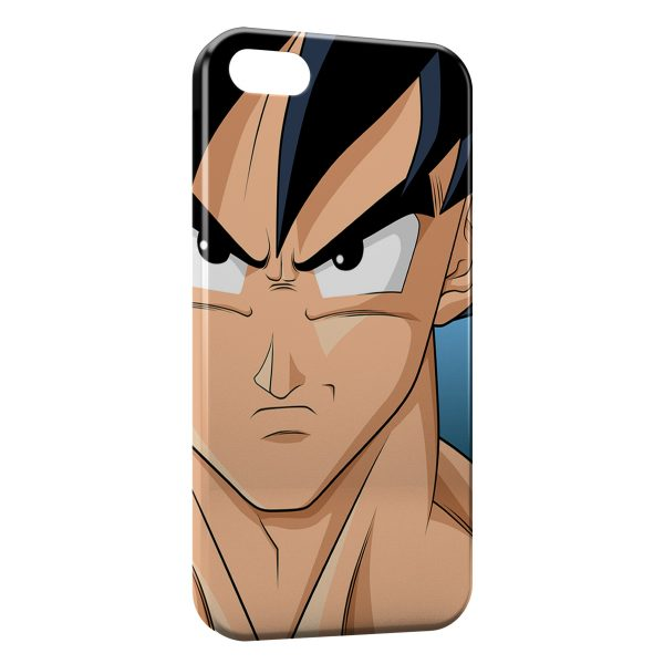 Coque iPhone 8 & 8 Plus Dragon Ball Z Goku