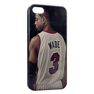 Coque iPhone 8 & 8 Plus Dwyane Wade Miami Basketball