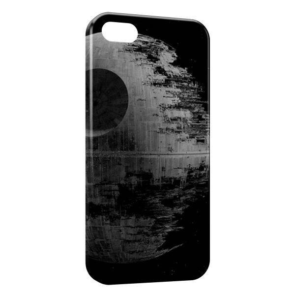Coque iPhone 8 & 8 Plus Etoile Noire Star Wars