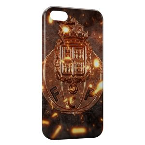 Coque iPhone 8 & 8 Plus FC Porto Logo Design 5