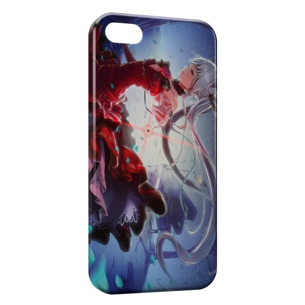 coque manga iphone 8 plus