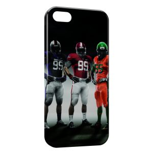 Coque iPhone 8 & 8 Plus Football Americain