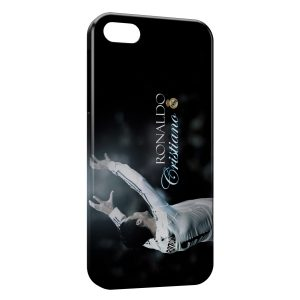 Coque iPhone 8 & 8 Plus Football Christiano Ronaldo