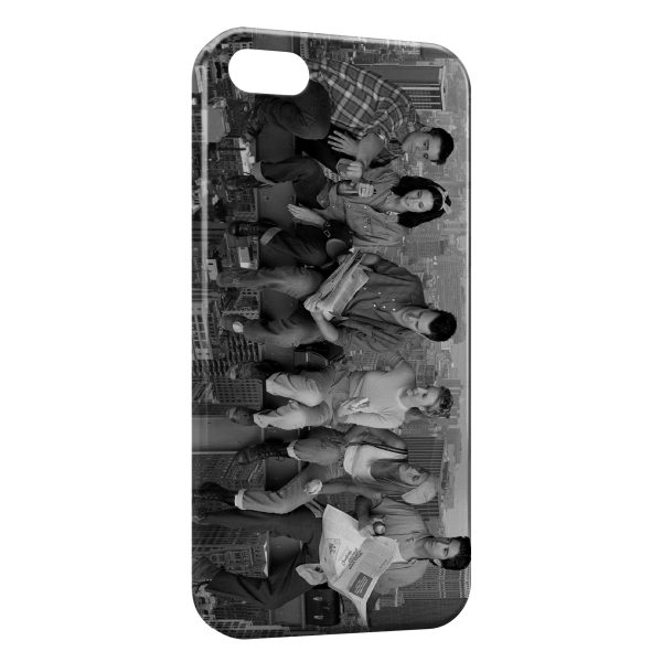 Coque iPhone 8 & 8 Plus Friends Série