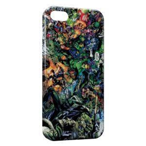 Coque iPhone 8 & 8 Plus Green Lantern 3
