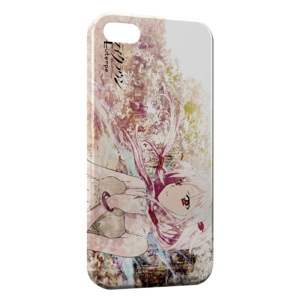 Coque iPhone 8 & 8 Plus Guilty Crown Manga