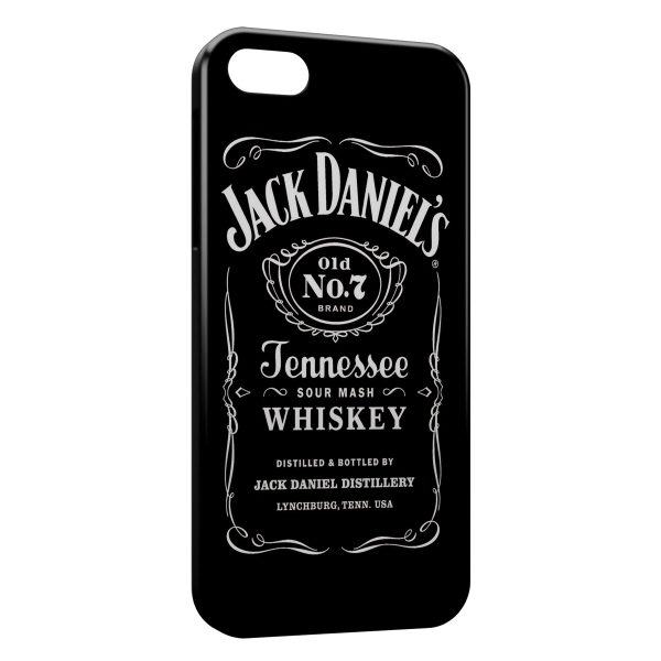 Coque iPhone 8 & 8 Plus Jack Daniel's Tennessee