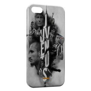 Coque iPhone 8 & 8 Plus Juventus Football 2