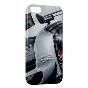 Coque iPhone 8 & 8 Plus Koenigsegg Ghost Voiture