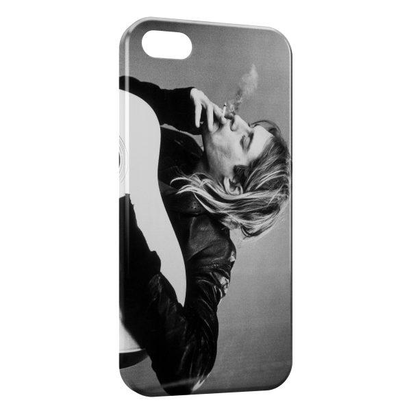 Coque iPhone 8 & 8 Plus Kurt Cobain
