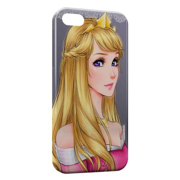 Coque iPhone 8 & 8 Plus La Belle au Bois Dormant 4