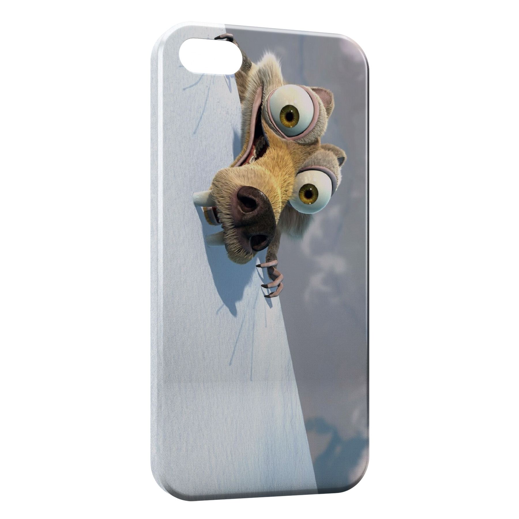 coque iphone 8 glace
