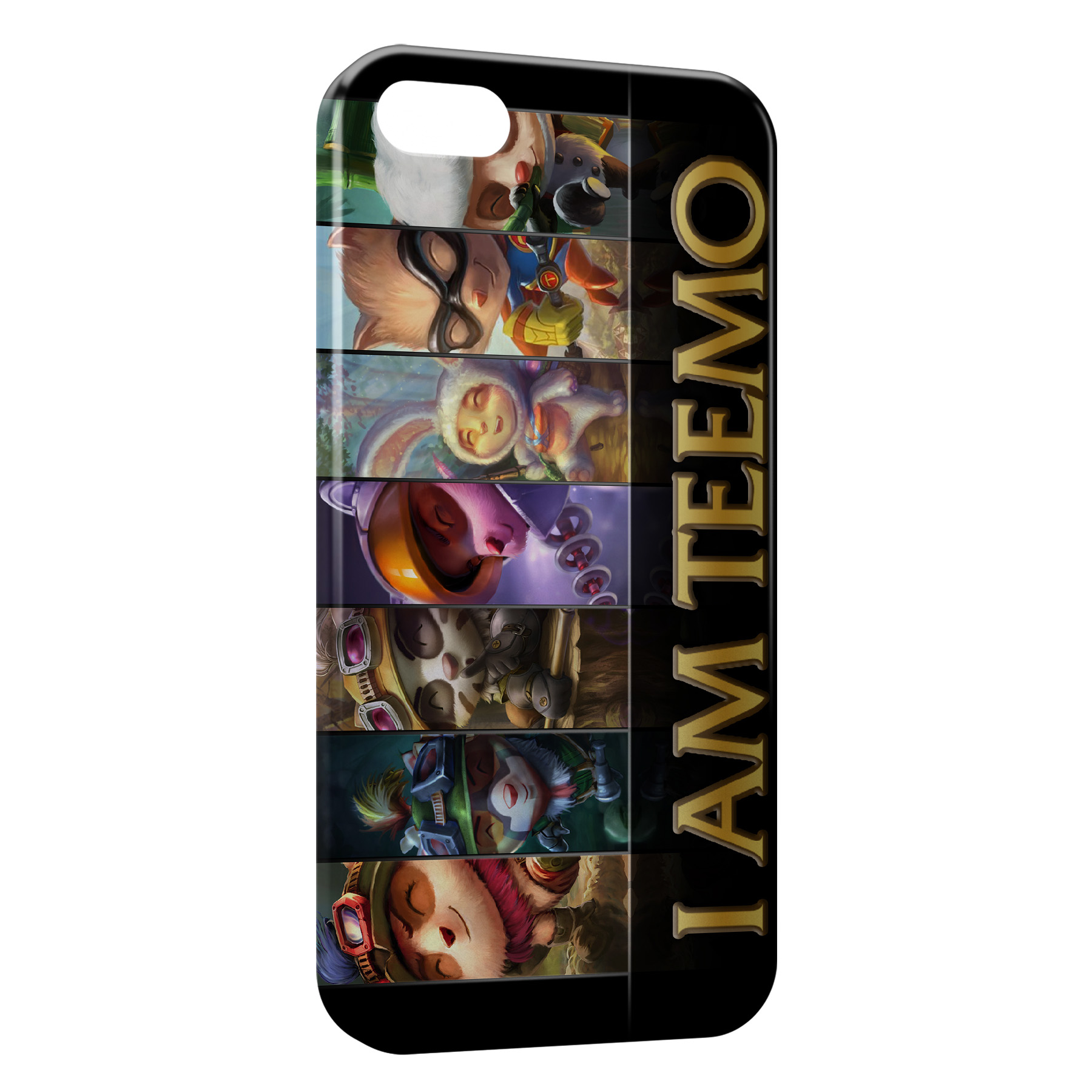 coque iphone 8 league of legend