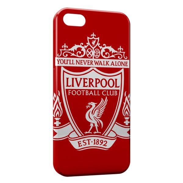 Coque iPhone 8 & 8 Plus Liverpool FC Football 2