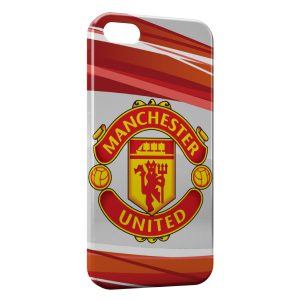Coque iPhone 8 & 8 Plus Manchester United Football UK 2